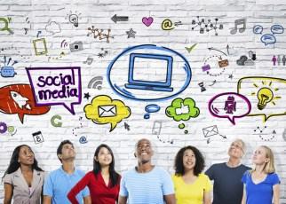 Millenials A geração conectada por dispositivos móveis - Quando o celular é aliado da empresa: veja as vantagens das redes sociais no ambiente corporativo.