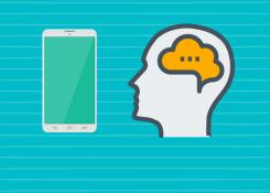 O Smartphone do futuro será implantado em sua cabeça.