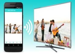 Aplicativo grátis conecta celular e tablet Android e iOS á Smart TV