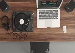 Programa para gravação de música profissional: Leawo Music Recorder.