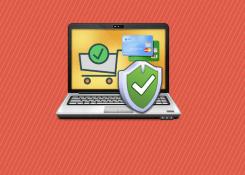 Como proteger o seu cartão de crédito nas compras online.