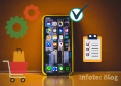 iPhone novo: 5 passos a seguir depois de comprar o aparelho.