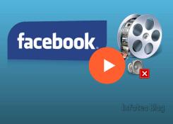 Como desativar a reprodução automática de vídeo do Facebook.