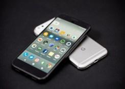 Smartphone Pixel 2 do Google promete brigar com os Top de Linha.
