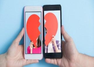 Casais discutem por uso exagerado de celular - Estudo mostra que 55% dos casais discutem por causa do uso exagerado de dispositivos.