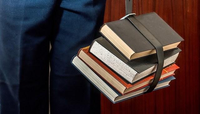 Livros, estudos loterias