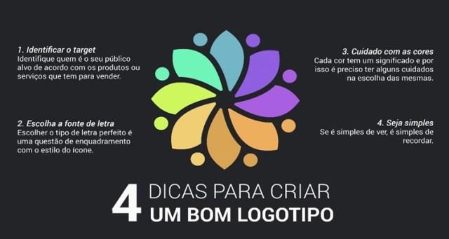 Dicas para criar Logotipo - Site