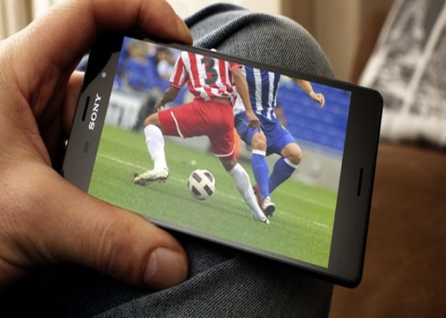 assistir futebol ao vivo no celular