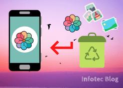Aplicativos para recuperar fotos apagadas do seu Smartphone.