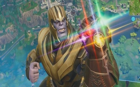 fortnite thanos - Empresas finalmente percebem o potencial de marketing dos games.