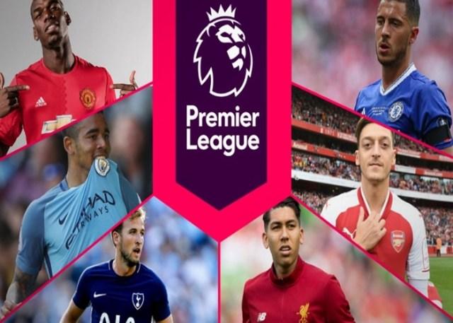 Jogadores da Liga Inglesa - A Galanteadora Liga Inglesa