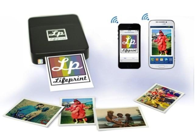Lifeprint - Impressoras para imprimir fotos