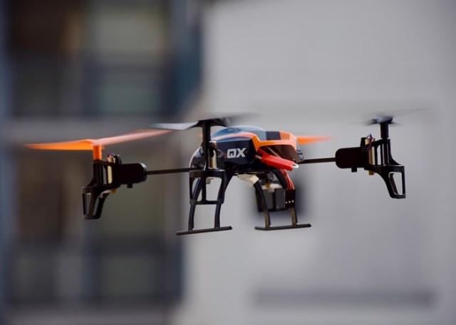 Drones para filmar eventos