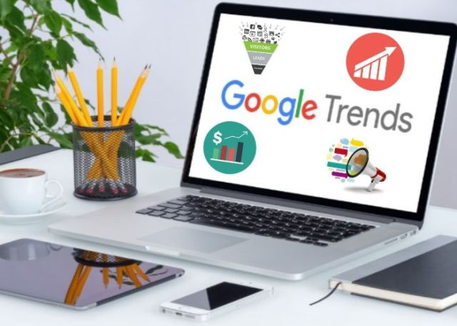 Google Trends ajuda no posicionamento do seu site no Google