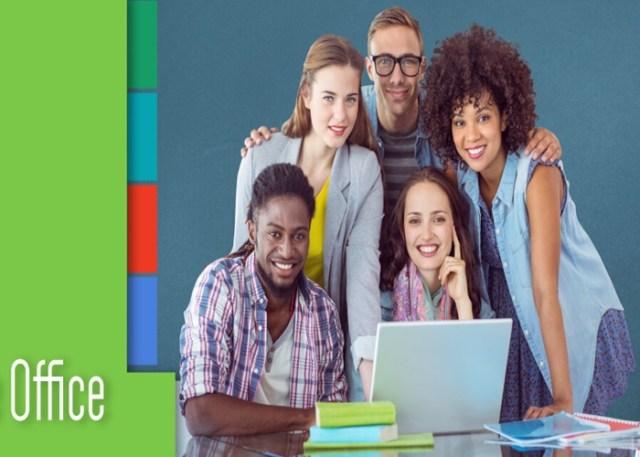 Usar o Microsoft Office gratuitamente.