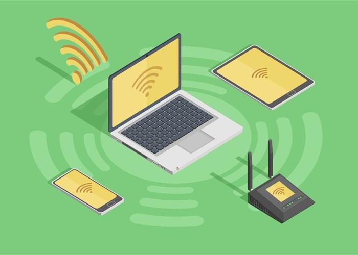 Conexão Wi-fi mais veloz