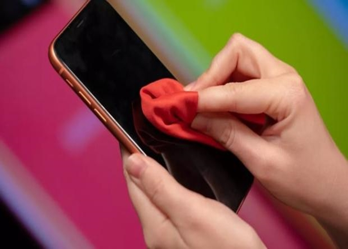 Como manter o seu celular limpo