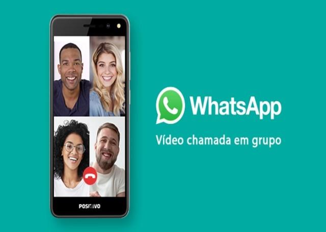 WhatsApp - Aplicativos gratuitos de bate-papo e videochamadas