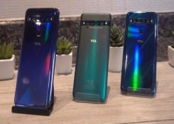 Smartphones TCL: TCL 10L e TCL 10 PRO.
