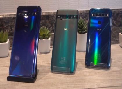 Smartphone TCL PRO 10