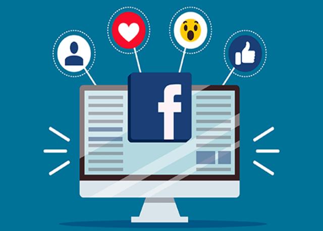 Vendas pelo Facebook