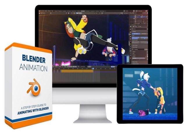 Blender - software de desenhos 3D