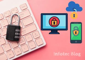Privacidade Online celular e computador