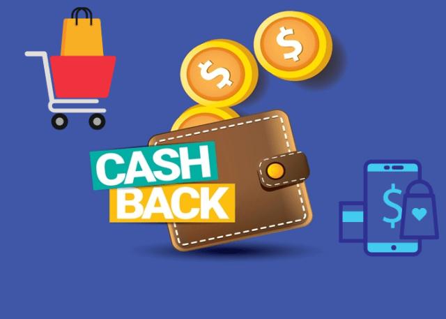 Empresas de tecnologia oferecem cashback