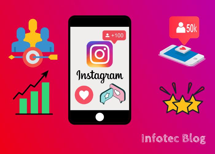 Ganhar seguidores e curtidas grátis no Instagram