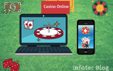 Como funciona o Cassino Online