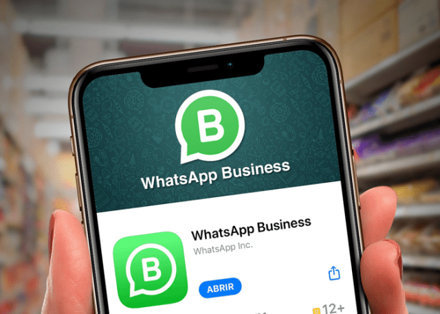 O WhatsApp Business é um aplicativo gratuito para pequenas empresas