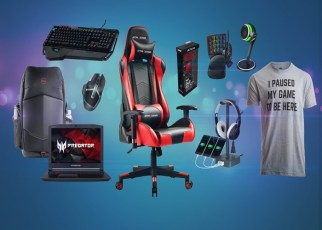 Presentes baratos para Gamers