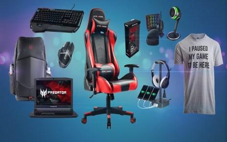 Presentes baratos para Gamers