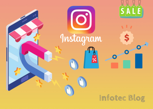 Como realizar vendas no Instagram