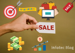 Como criar e identificar oportunidades de vendas?