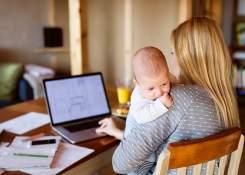 Mães Empreendedoras: Dicas Para Trabalhar na Internet.