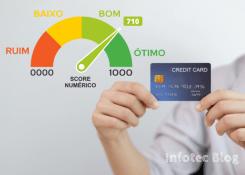 É possível ter cartão de crédito mesmo com score baixo?