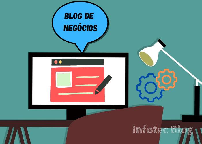 criar um blog para seu negócio