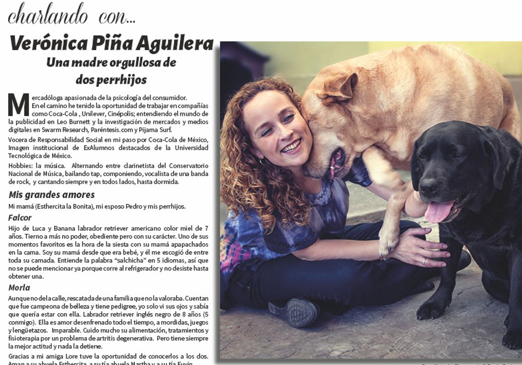 Charlando con… Verónica Piña Aguilera