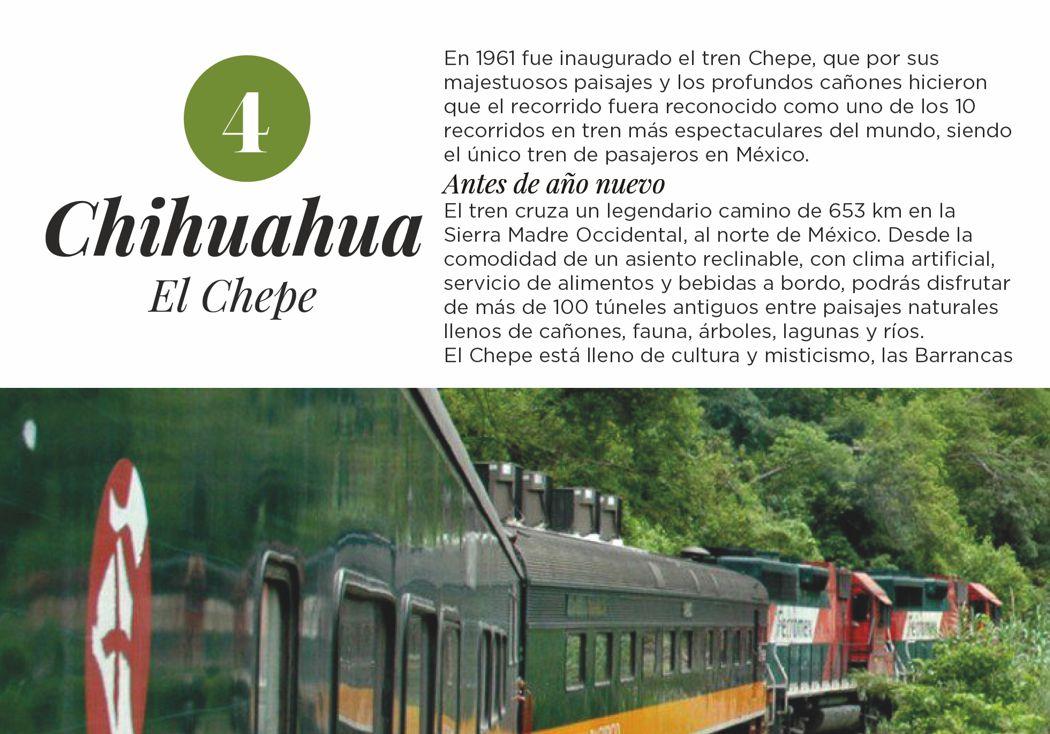 4. El Chepe en Chihuahua