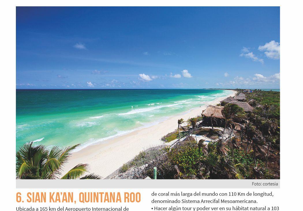 6. Sian Ka'an, Quintana Roo