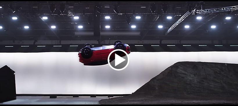 Nuevo Jaguar E-Pace en los Guinness Récords