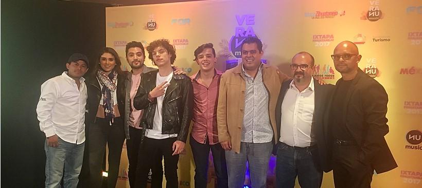 Disfruta el verano con el concierto Veranu Music 2017 en Ixtapa Zihuatanejo