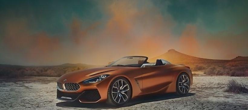 Conoce el BMW Concept Z4