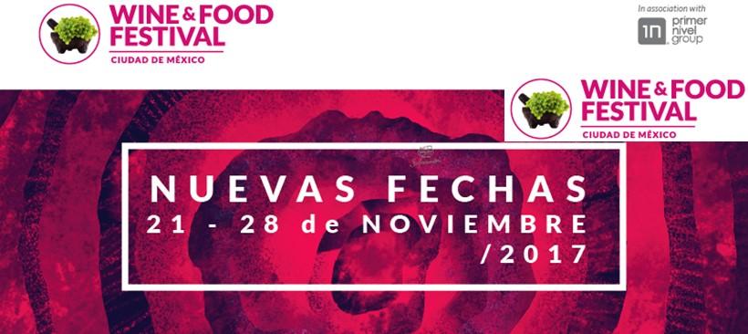 9º edición wine & food festival en la ciudad de México