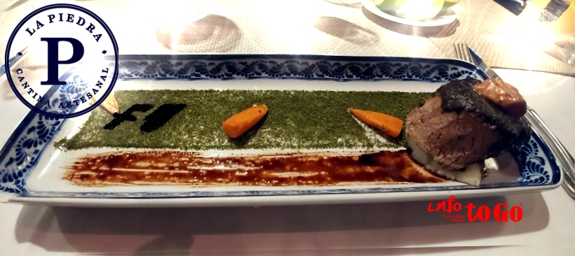 Gastronomía inspirada en la FORMULA 1 GRAN PREMIO DE MÉXICO