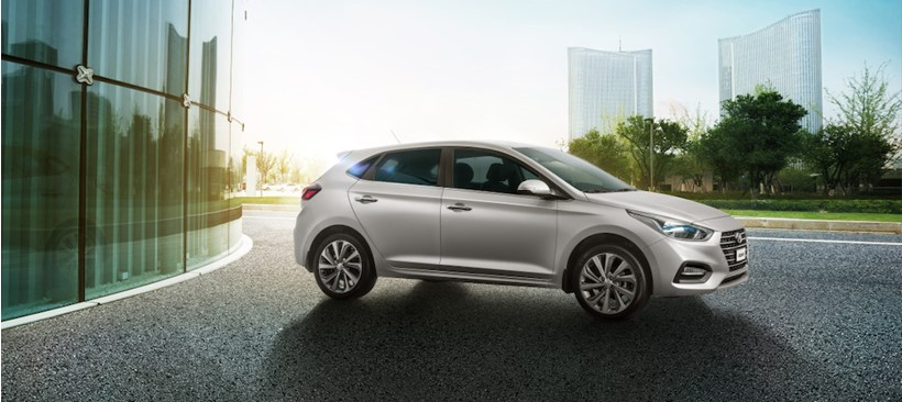 Nuevo Accent Hatchback Hyundai