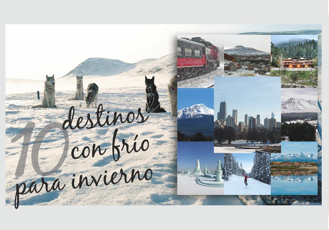 10 destinos con frío para invierno
