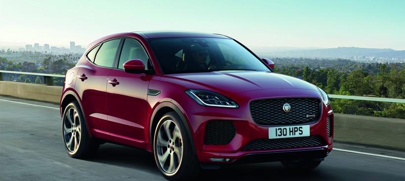 Pre-venta del nuevo jaguar E-Pace 2018