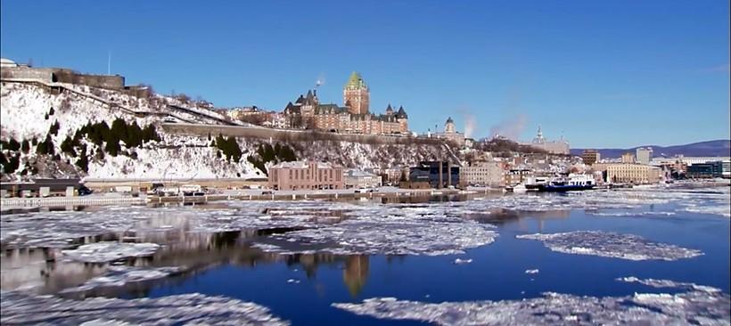 Quebec, un paraíso invernal